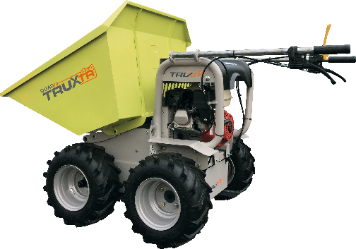 QUADro mini dumper by TUFFTRUK