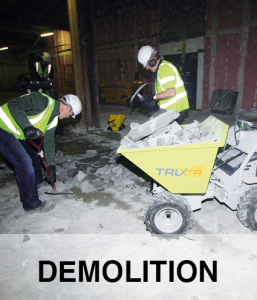 Demolition App