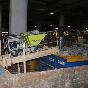 B300 with demolition