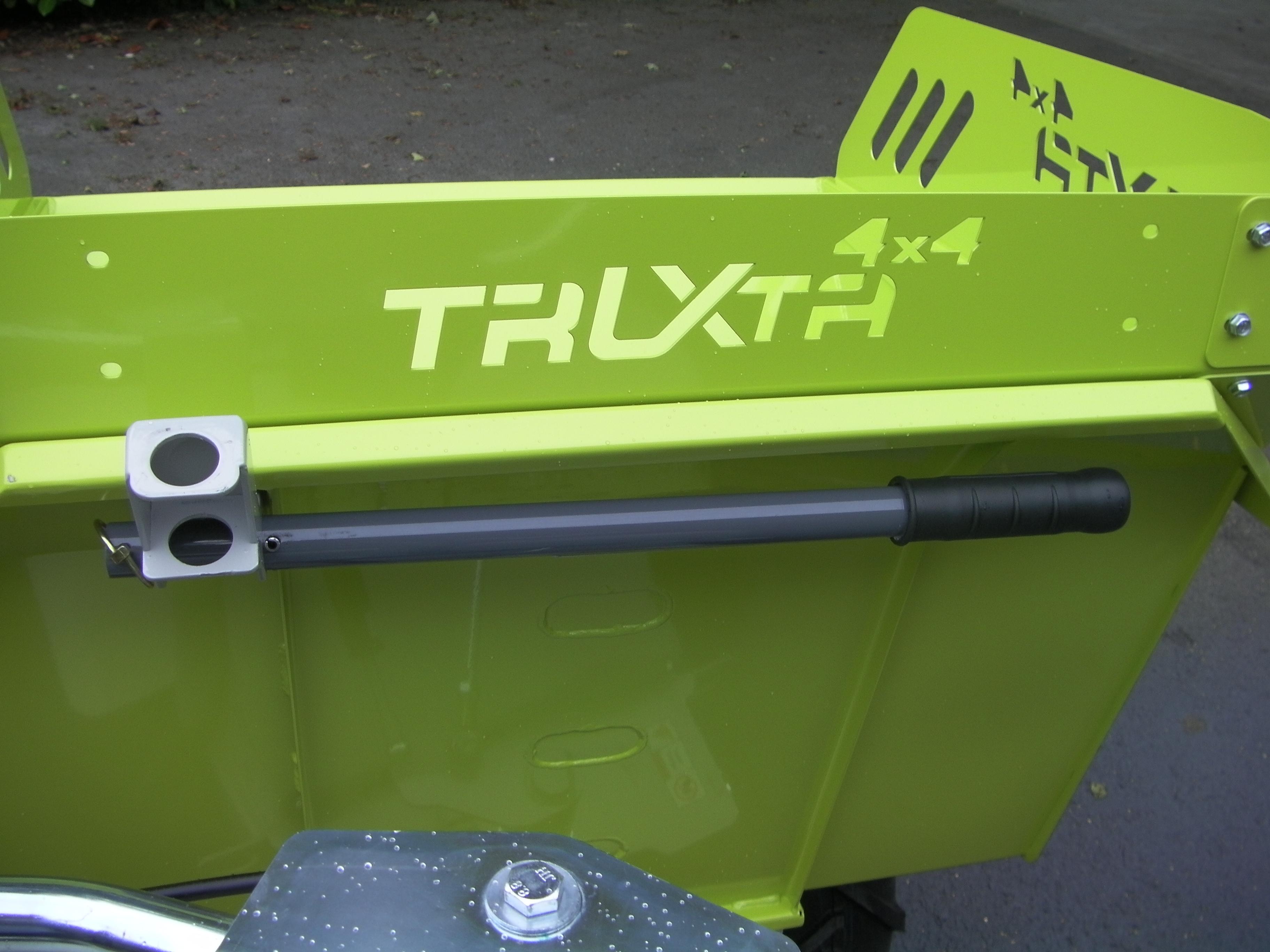 mini dumper greedy board for extra weight 2020