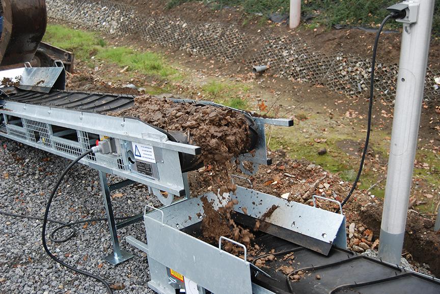 TUFFBELT - TRUXTA Conveyors