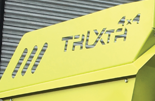 Truxta Skip Extension Attachment