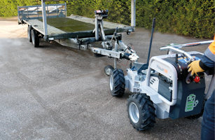 Truxta Towball Attachment for Trailers